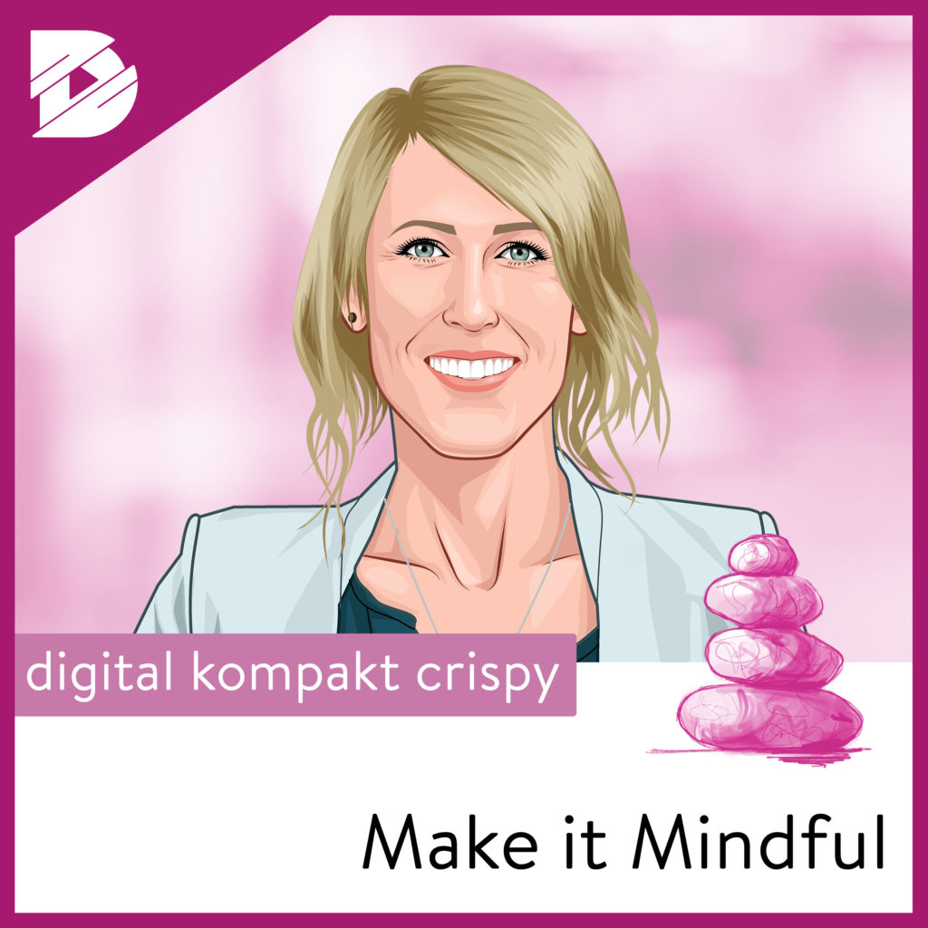 Logo Podcast »Make it Mindful«