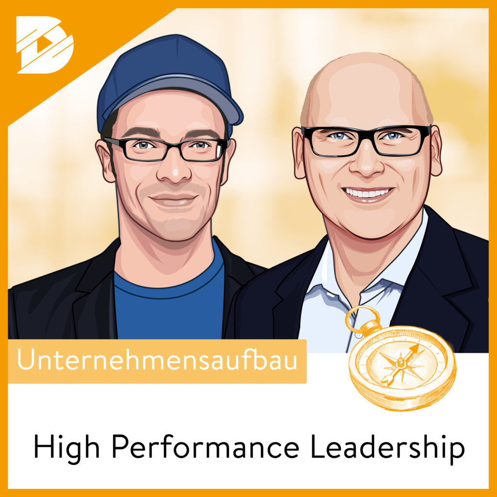Logo Podcast »High Performance Leadership«
