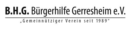 Logo B.H.G. Bürgerhilfe Gerresheim e.V.