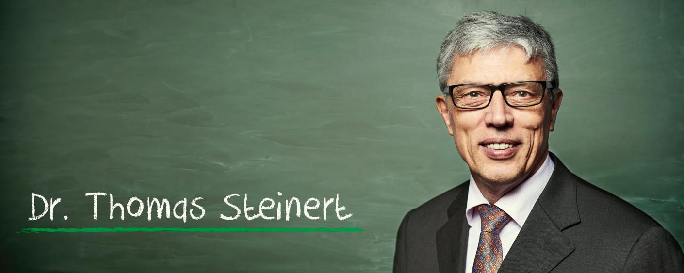 Foto Dr. Thomas Steinert