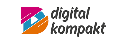 Logo digital kompakt