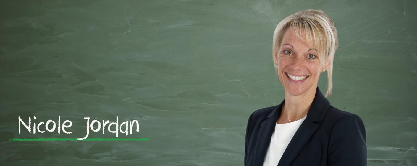 Nicole Jordan - Berater, Coach, Impulsgeber und Lernbegleiter in Transformationsprozessen